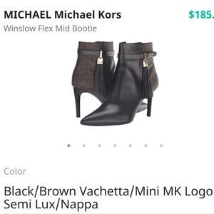 Nwot Michael Michael Kors Winslow Flex